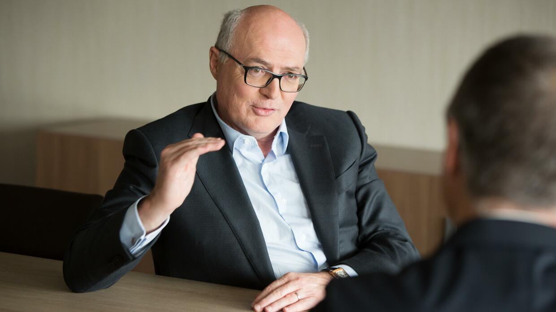 """Faurecia-Chef Koller: """"Probleme mit der E-Mobilität werden erst noch zutage treten"""""""