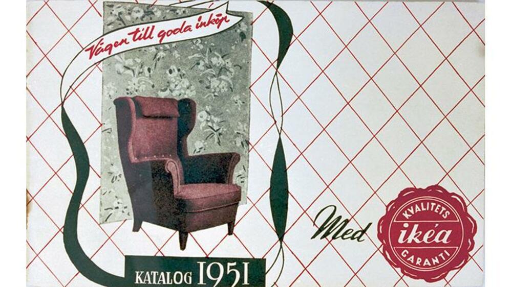 Einrichtungstrends Seit 1951 Die Ikea Titelcover Im Wandel Der Zeit