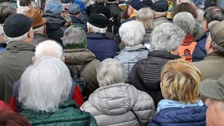 OECD-Studie: Rente ist die größte Angst der Deutschen