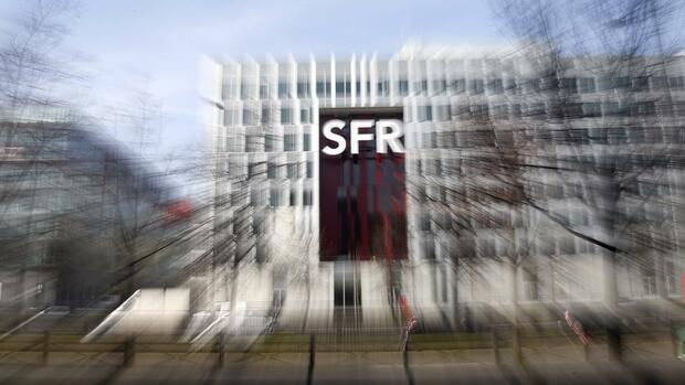 SFR - Bouygues Quelle: REUTERS
