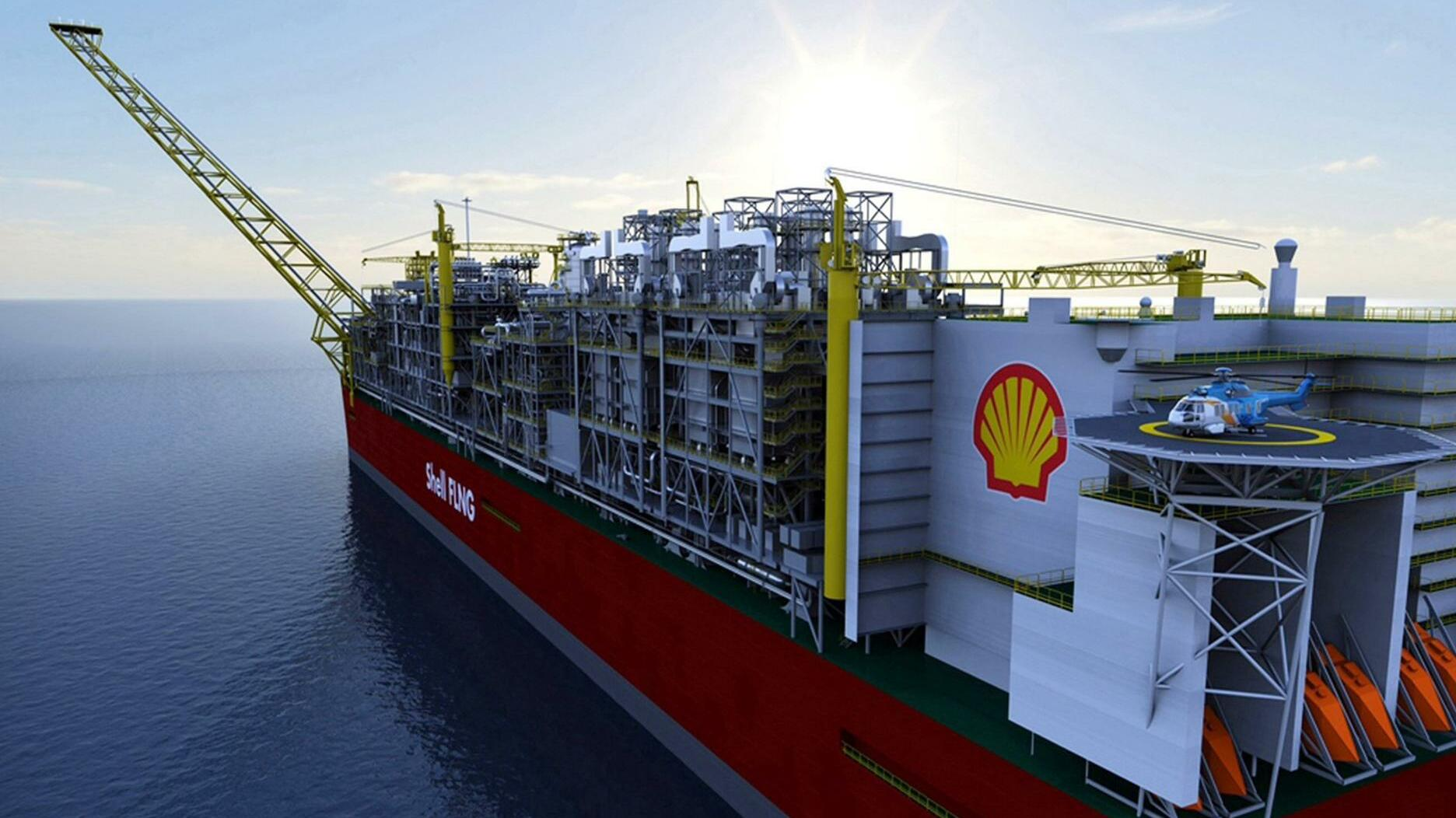 Royal Dutch Shell Quelle: dpa