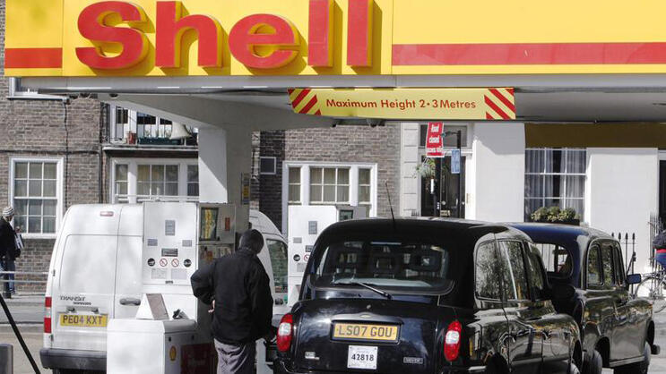 Platz 6: Shell Quelle: Reuters