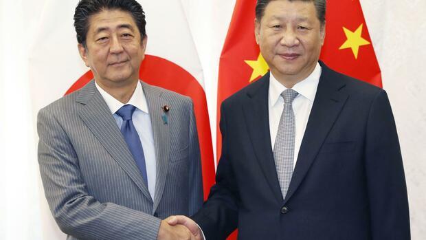 China sucht Neuanfang mit Japan