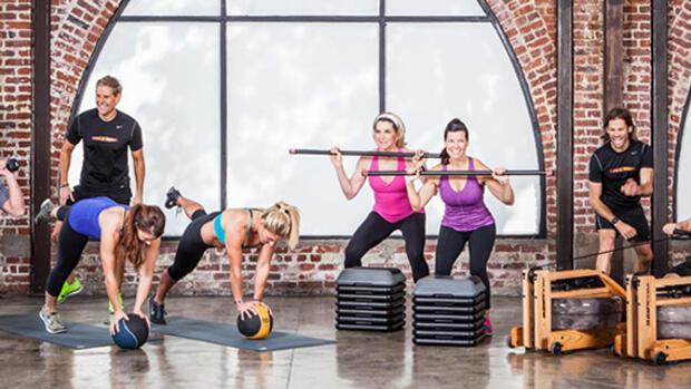Luxus fitnesscenter  Fitnessstudio: Die Fitness-Trends für 2016