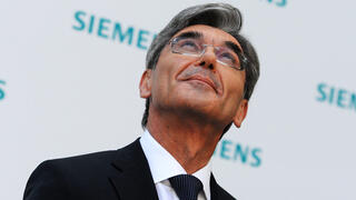 Kaesers To-Do-Liste: Quo vadis, Siemens?