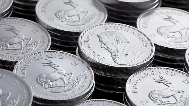 Silberner Krügerrand Neue Anlagemünze Lohnt Sich Nicht