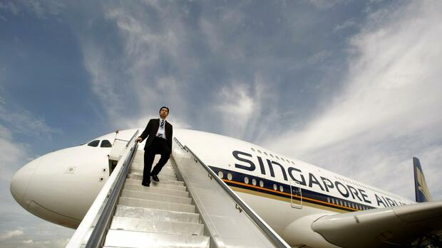 Singapore Airlines Quelle: REUTERS