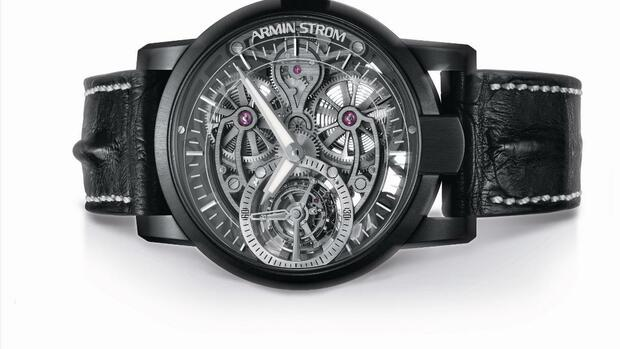 Armin Strom Tourbillon Skeleton Earth Quelle: PR
