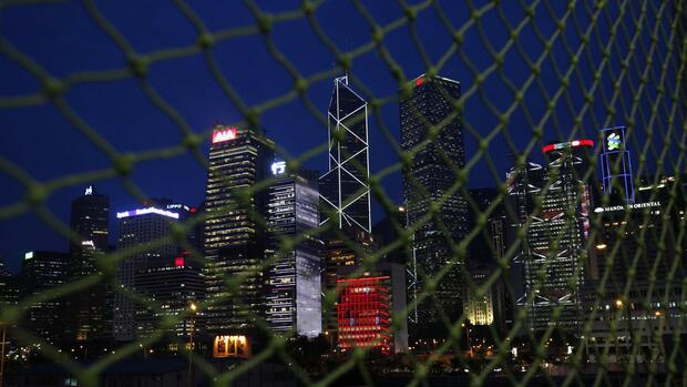 Hong Kong Quelle: REUTERS