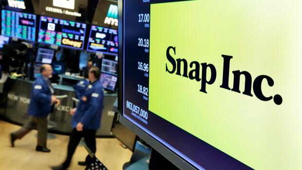 Facebook-Rivale Snap wegen Börsengang im Visier der Justiz
