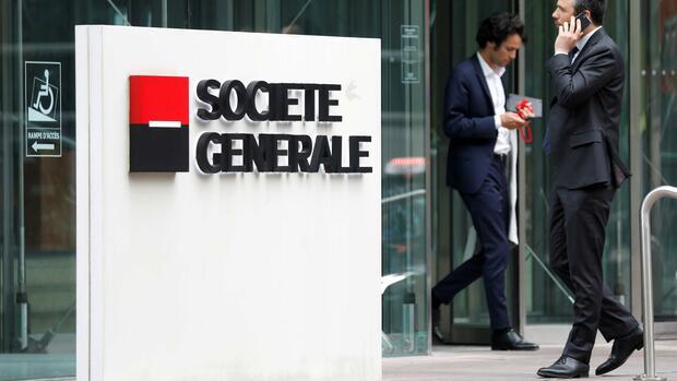 Societe Generale baut Clearing-Sparte in Paris auf