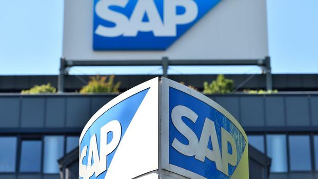 Softwarekonzern SAP Quelle: dpa