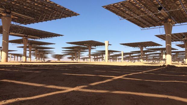 Desertec: Was wurde aus Europas Traum vom grünen Wüstenstrom?