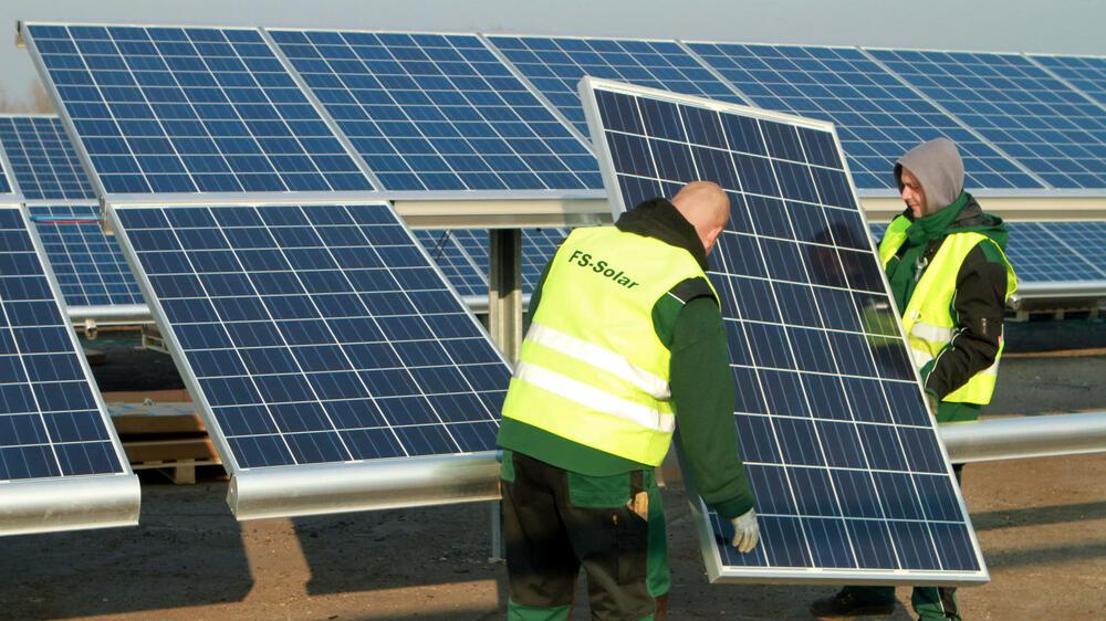 Solarzellenhersteller