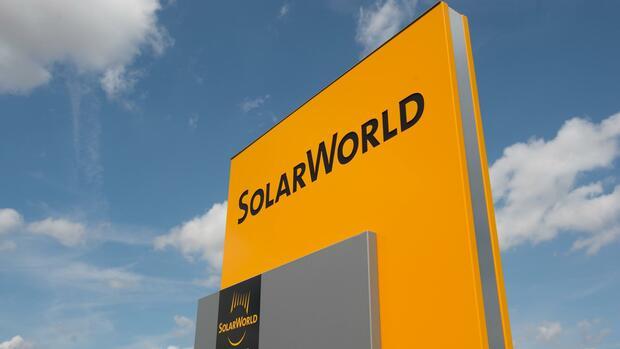 Bei der Solarworld AG wird das Eigenkapital knapp