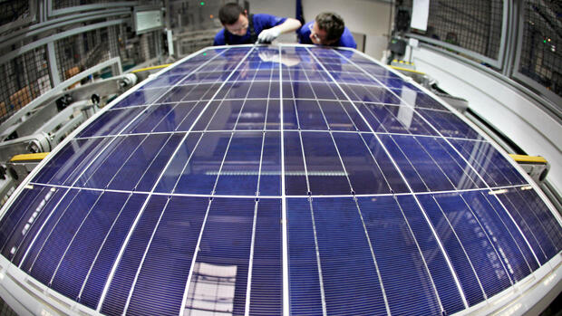 Solarworld AG baut weitere Stellen ab
