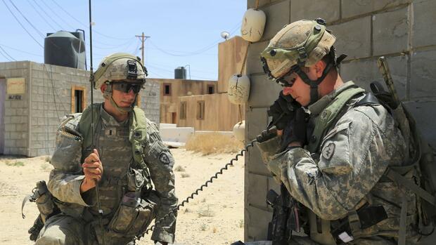 Fitness-App gibt Bewegungsprofile von US-Soldaten preis