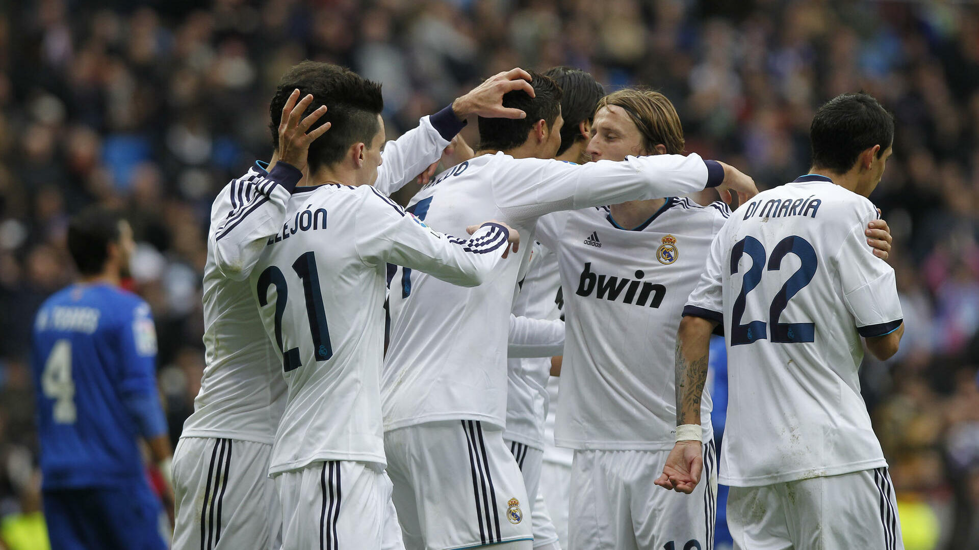Real Madrid Quelle: dapd