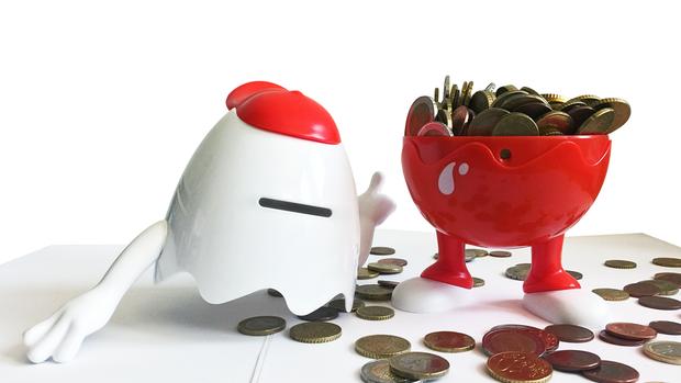 Münzgeld Das Ende Der Spardose