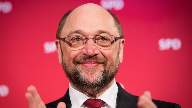 Parteien   100 Prozent für Schulz: Rekordergebnis bei Wahl zum Parteichef