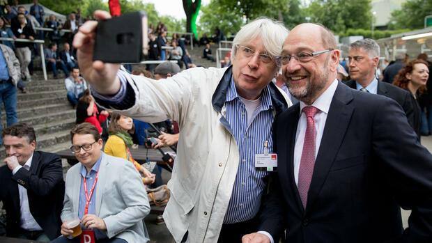 Union und SPD kämpfen um die gleichen Wähler
