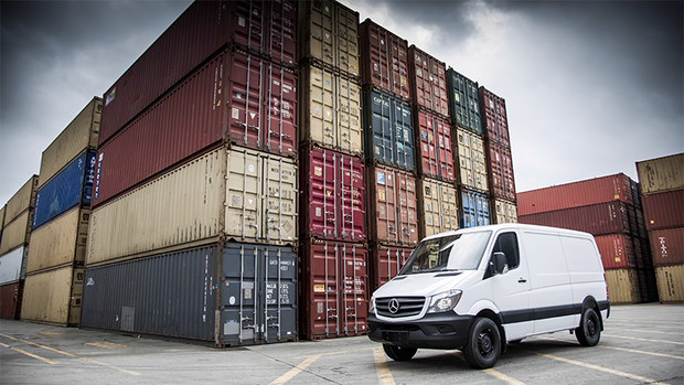 Mercedes-Benz baut ein Sprinter-Werk in South Carolina Quelle: Daimler