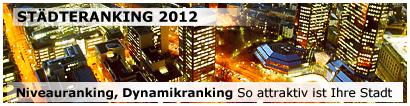 Städteranking 2012