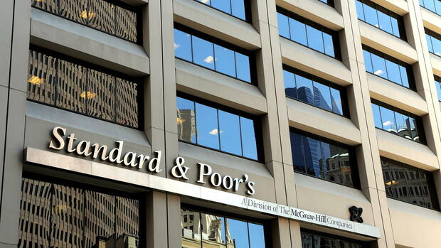 Ratingriese: Zentrale von Standard and Poor's in New York. Quelle: dpa