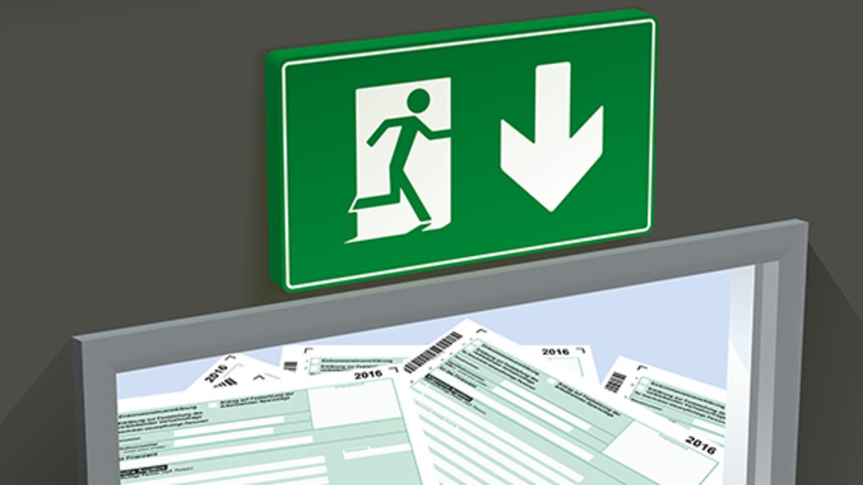 Steuererklärung Notausgang Für Die Last Minute Abgabe