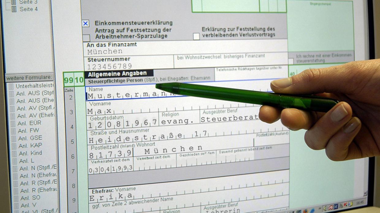 Frist endet am 31. Mai: Wichtig: Steuerbescheid gründlich und ...