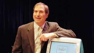 Apple-CEO twittert Video: So hat Steve Jobs 1998 den iMac präsentiert