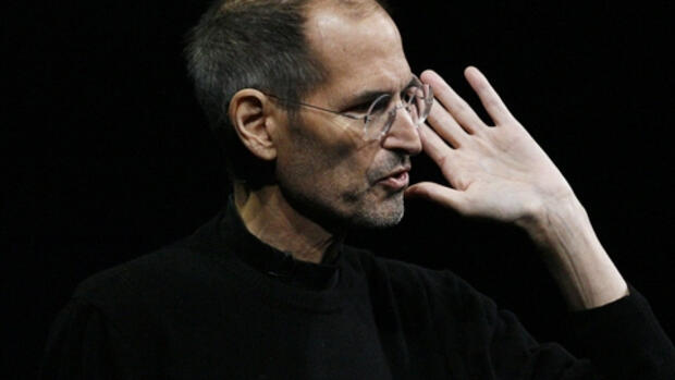 Steve Jobs Quelle: dpa