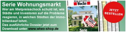 Serie Wohnungsmarkt
