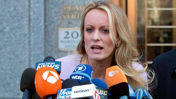 Giuliani: Trump entschädigte Anwalt für Zahlung an Pornostar