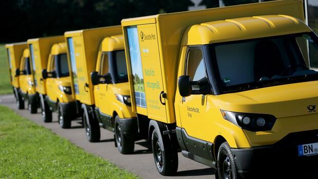 Auto: Kraftfahrtbundesamt untersucht Streetscooter der Post