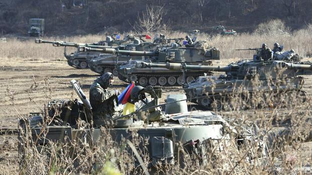 Südkorea und USA starten