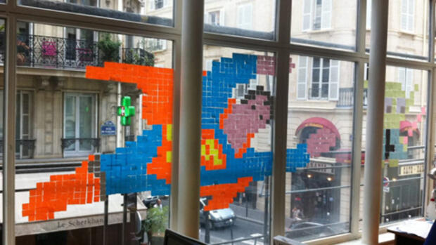 Superman Post-it