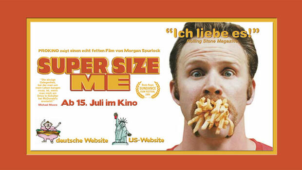 Super Size Me Quelle: Screenshot
