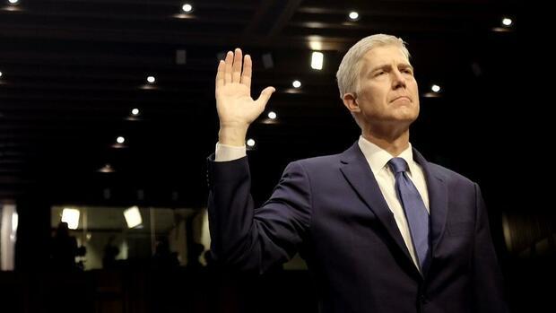 Kandidat für Supreme Court kritisiert Trump