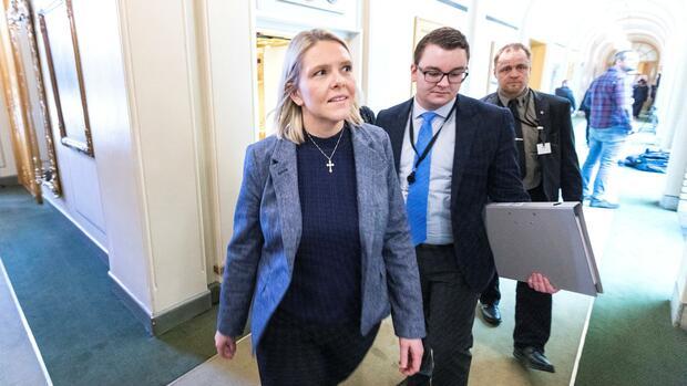 Norwegens Justizministerin tritt vor Misstrauensvotum im Parlament zurück