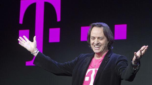 T-Mobile US und Sprint: Telekom in USA kurz vor Mobilfunkhochzeit