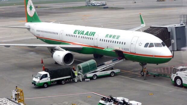 Eva Air Quelle: dpa