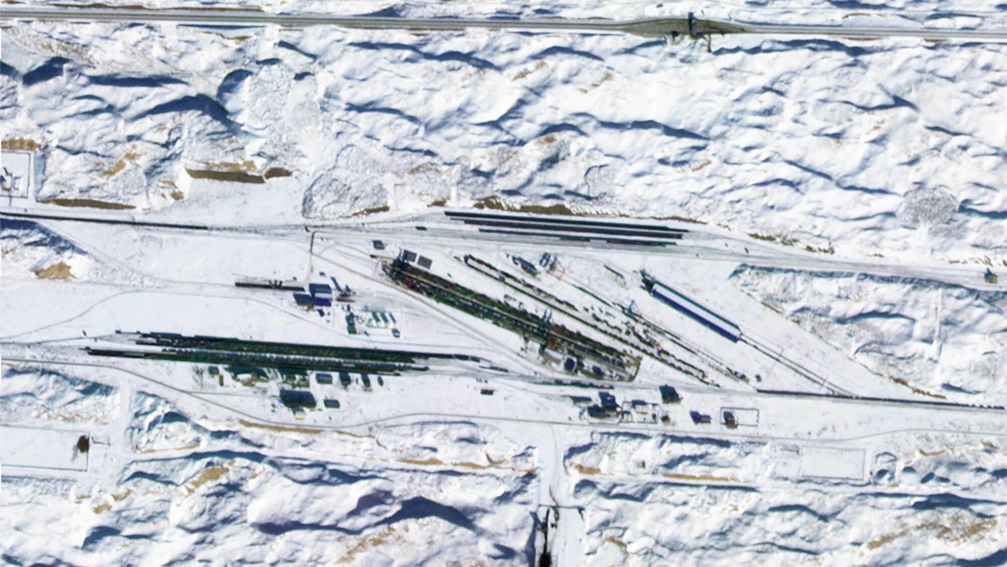 Der Güterverkehr via Bahn hat auf der neuen Seidenstraße auch aufgrund der Pandemie zugenommen.