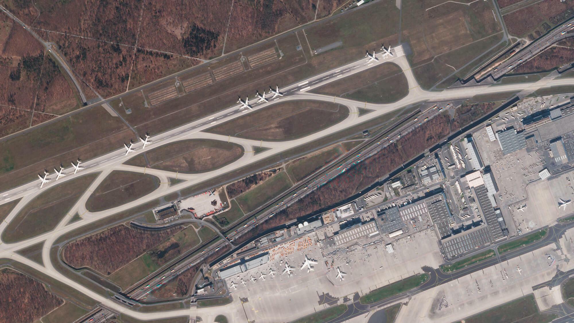 Flughäfen in der Coronakrise
