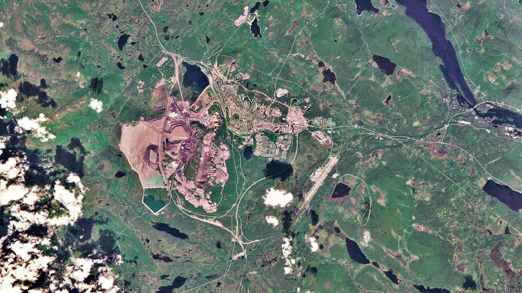 Kiruna-Mine