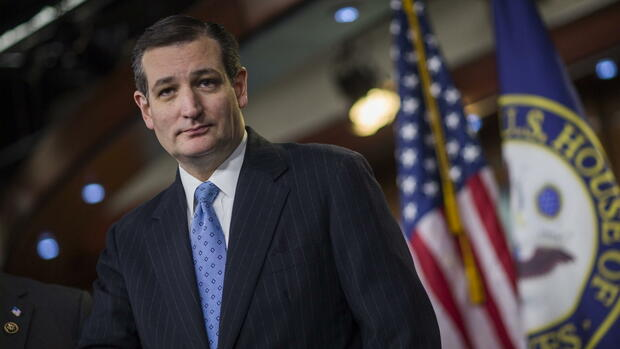 Ted Cruz Quelle: dpa
