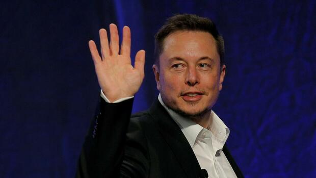 Tesla-Chef Elon Musk Quelle: REUTERS