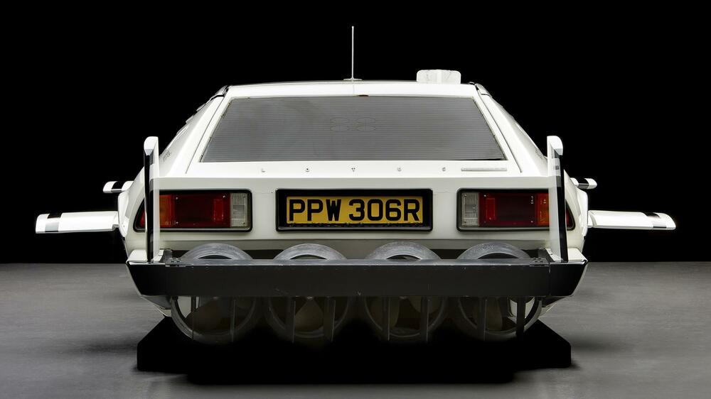 Lotus Esprit U-Boot Quelle: REUTERS