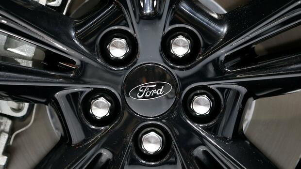 Ford Quelle: REUTERS