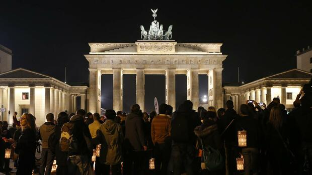 Brandenburger Tor Quelle: REUTERS